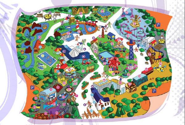 Parque de atracciones de zaragoza pequeocio - Parque atracciones zaragoza ...