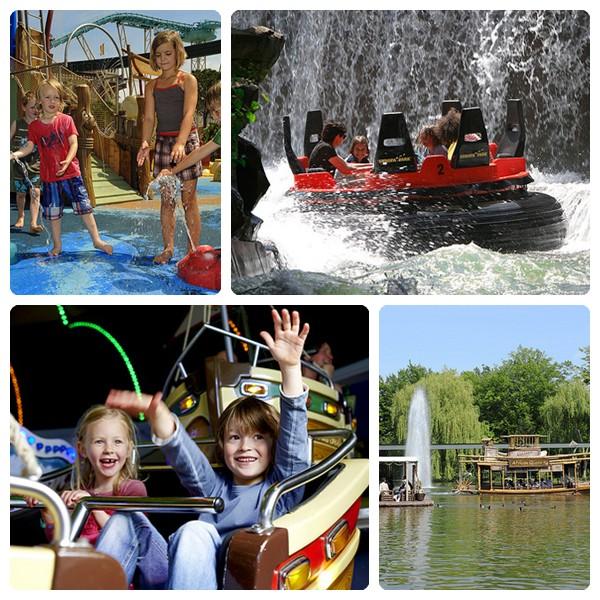 Viajar con niños por Europa: parque de atracciones de Alemania