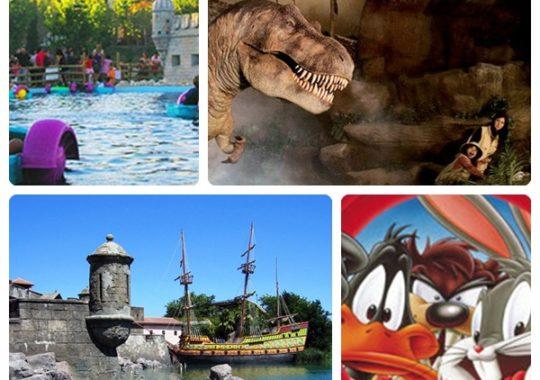 Los mejores parques temáticos de España 5