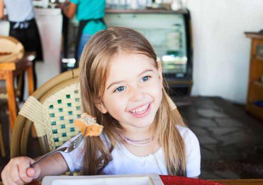 Restaurantes con niños en Barcelona