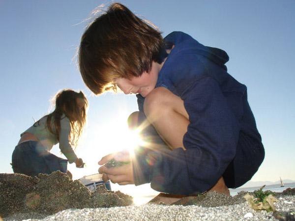 Viajar con niños: consejos