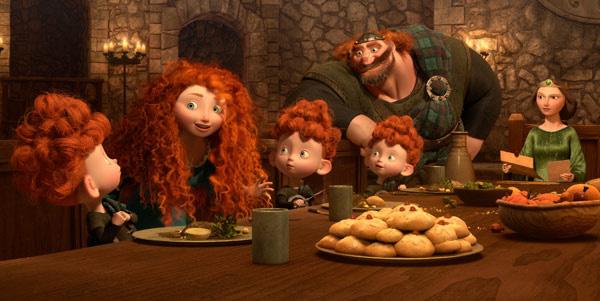 Cine para niños: Brave