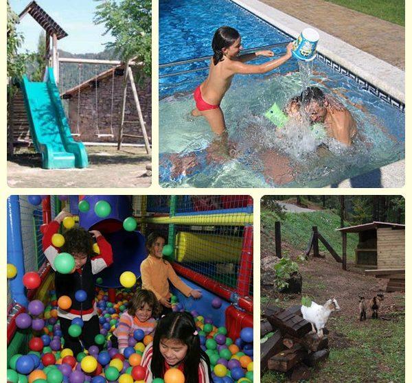 turismo rural con niños en cataluña | pequeocio