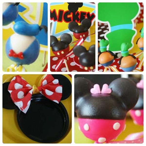 Fiestas temáticas: Mickey