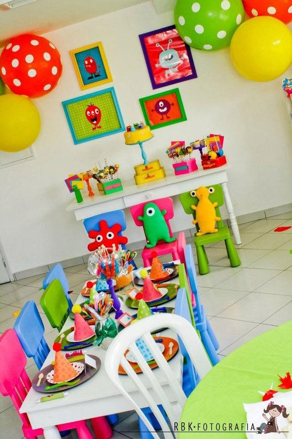 fiestas infantiles originales decoraci n de cumplea os