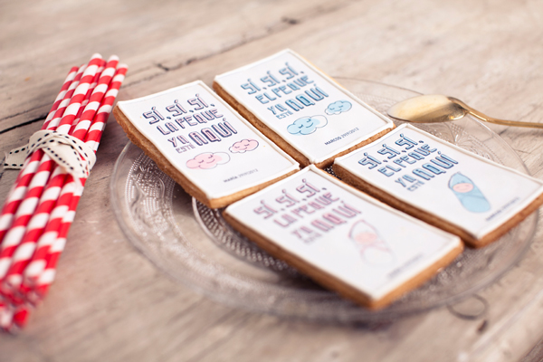 Galletas personalizadas Mr Wonderful