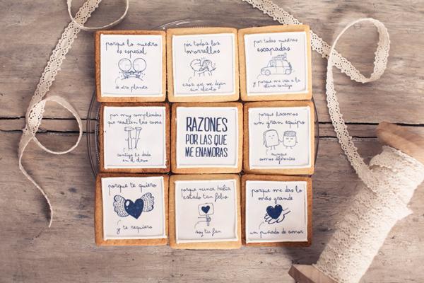 galletas personalizadas amor
