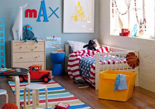 10 habitaciones infantiles para chicos 7
