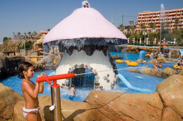 Hoteles para familias en España