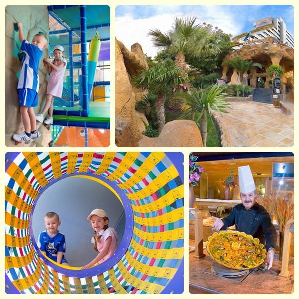 Hotel para niños en España
