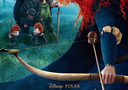 Película para niños: Brave