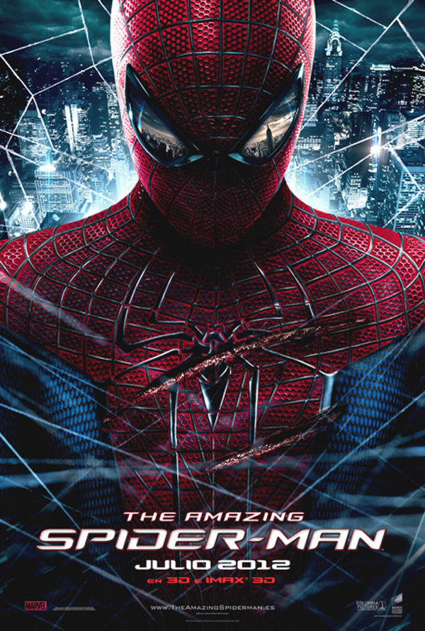the-amaziing-spiderman