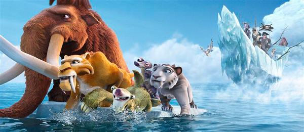 Ice Age 4 película