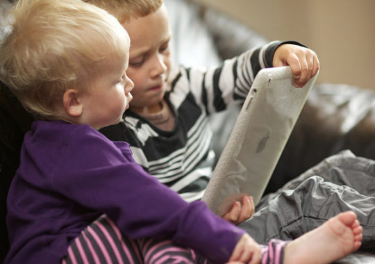 Cappaces, aplicaciones de iPad para niños con discapacidad 2