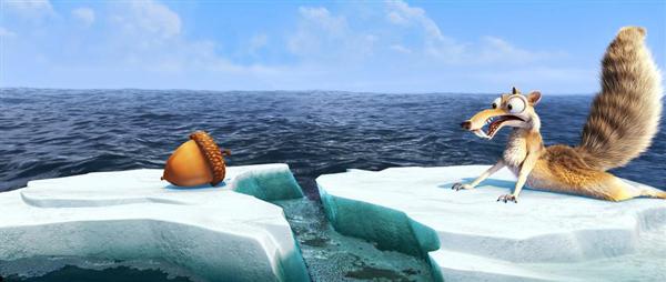 ice age 4 la formación de los continentes
