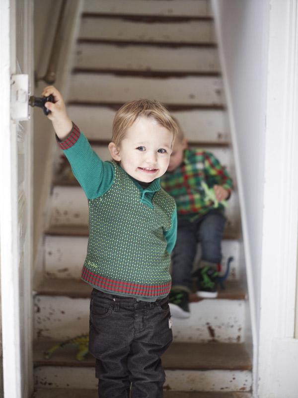 Moda infantil otoño invierno 2012