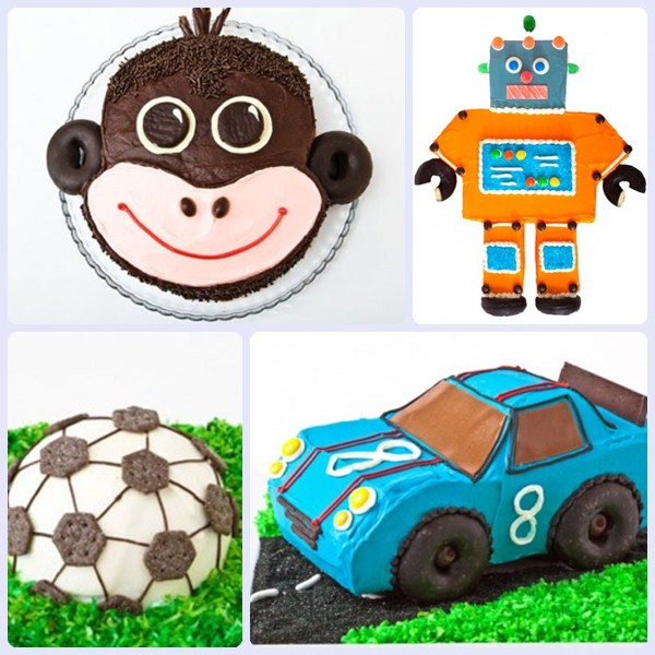 Bizcocho de cumpleanos cake ideas and designs - Ideas para cumpleanos infantiles ...