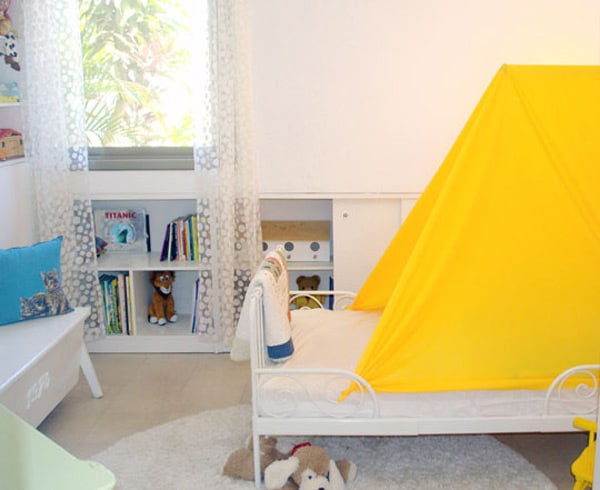 Bed Tent For Toddler Hospital