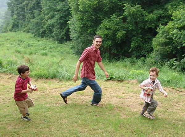 Ocio con niños en verano