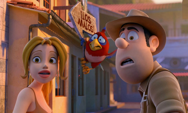 Cine para niños 2012