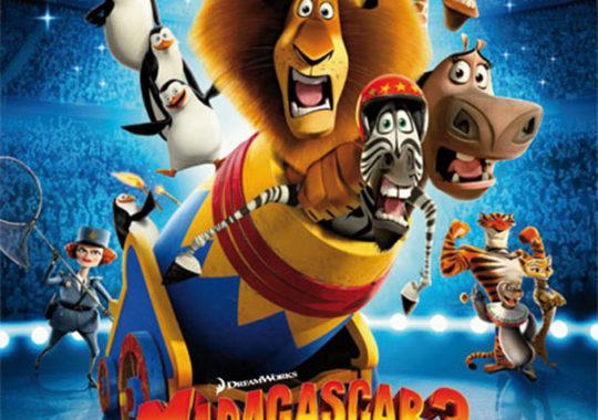 Madagascar 3: De marcha por Europa 5
