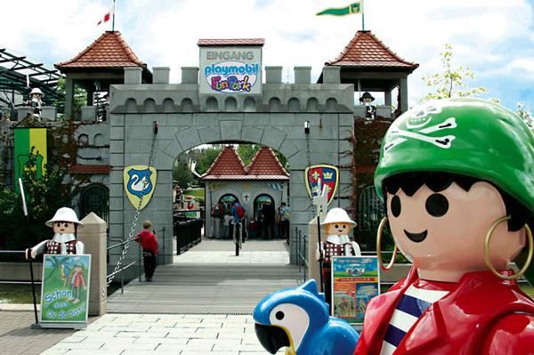 Playmobil parque Funpark