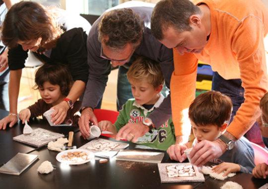 Actividades para niños de Fundación CatalunyaCaixa 4