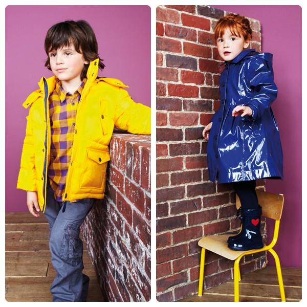 Vuelta al cole: moda infantil