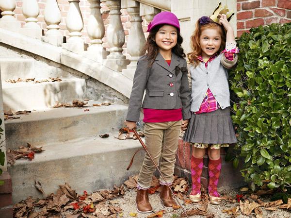 Vuelta al cole: moda infantil 2012 de H&M