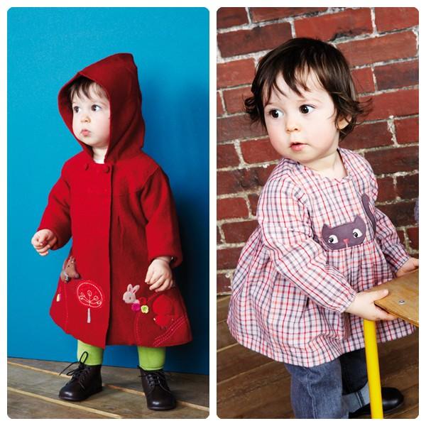 Vuelta al cole: ropa para niños
