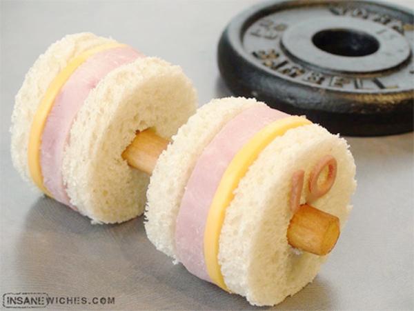 Pesa de sandwich