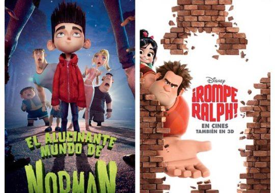 Estrenos de cine infantil en Navidad 1