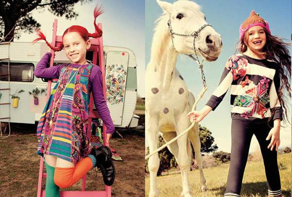 Desigual, ropa otoño invierno 2013