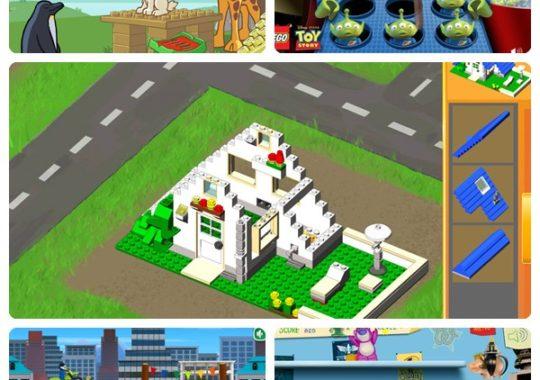 Juegos de Lego gratis muy divertidos 1