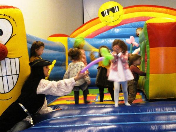 Restaurantes con niños en Madrid: Silken Hotel