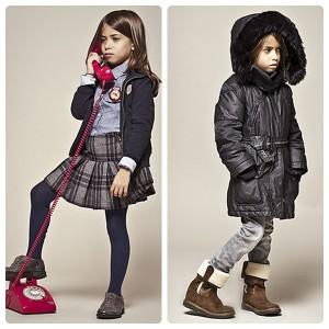 Moda infantil de IKKS
