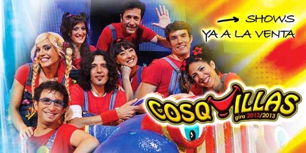 Cosquillas Cantajuegos musical infantil