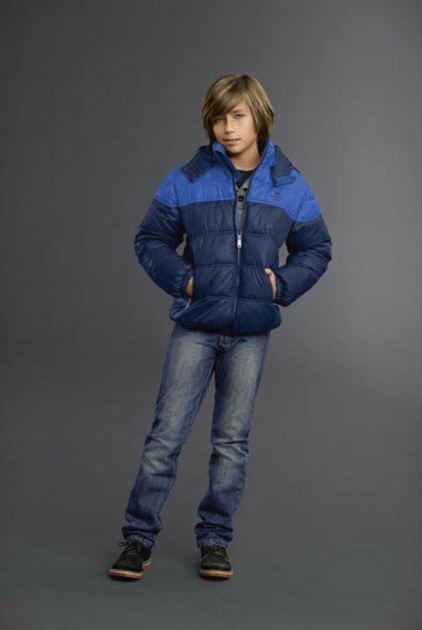 Moda para niños de C&A