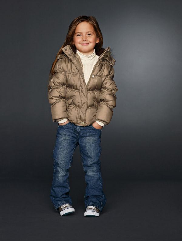 Moda infantil otoño invierno 2012-2013 C&A