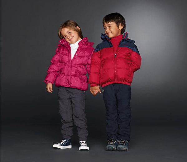 C&A niños, moda infantil para el otoño-invierno 2012