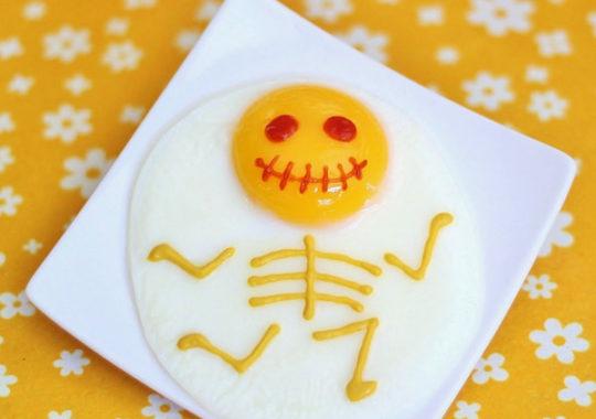 Un desayuno para niños ideal para Halloween 3