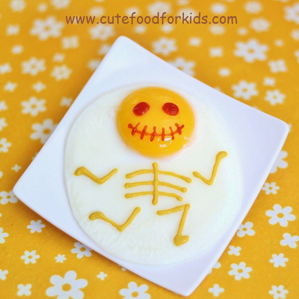 Un desayuno para niños ideal para Halloween 2