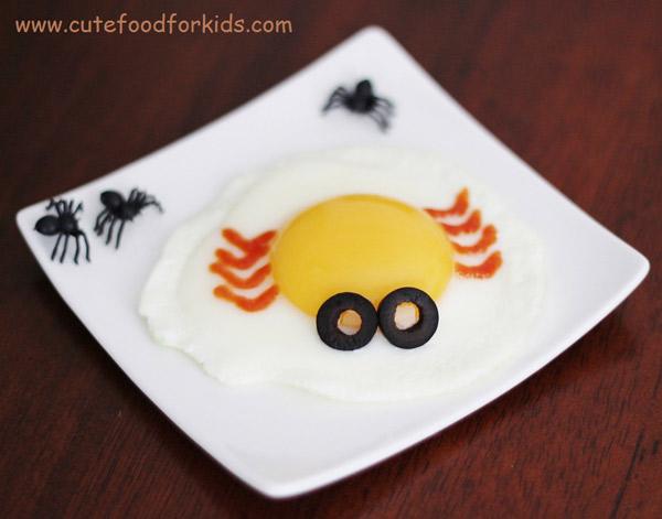 Recetas de Halloween para niños