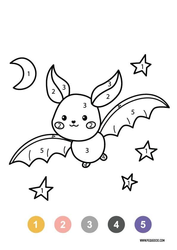 Dibujos de murciélagos