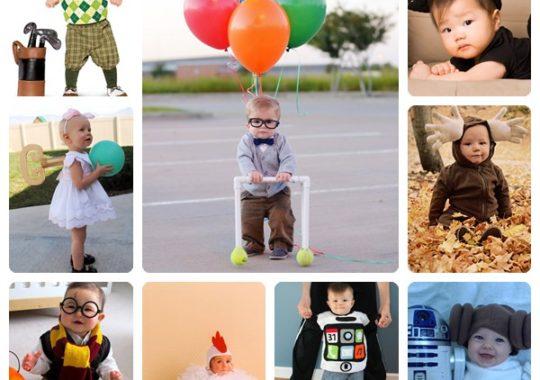 9 disfraces para bebés fáciles y originales 1