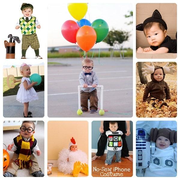 9 Disfraces Para Bebés Fáciles Y Originales Pequeociocom