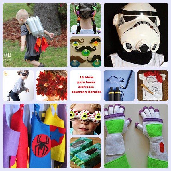 10 disfraces FÁCILES de hacer ¡y muy originales! 1