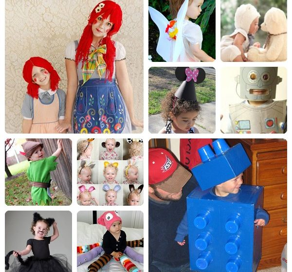 10 Disfraces Faciles De Hacer Y Muy Originales Pequeociocom - Disfraces-originales-hechos-en-casa