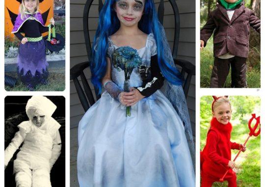5 disfraces infantiles que dan miedo para Halloween 1