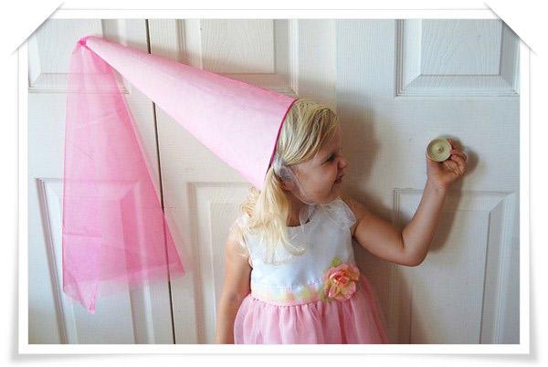 Disfraces de niñas fáciles de hacer